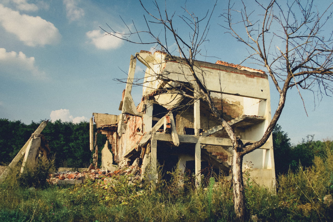 Post Conflict Kosovo