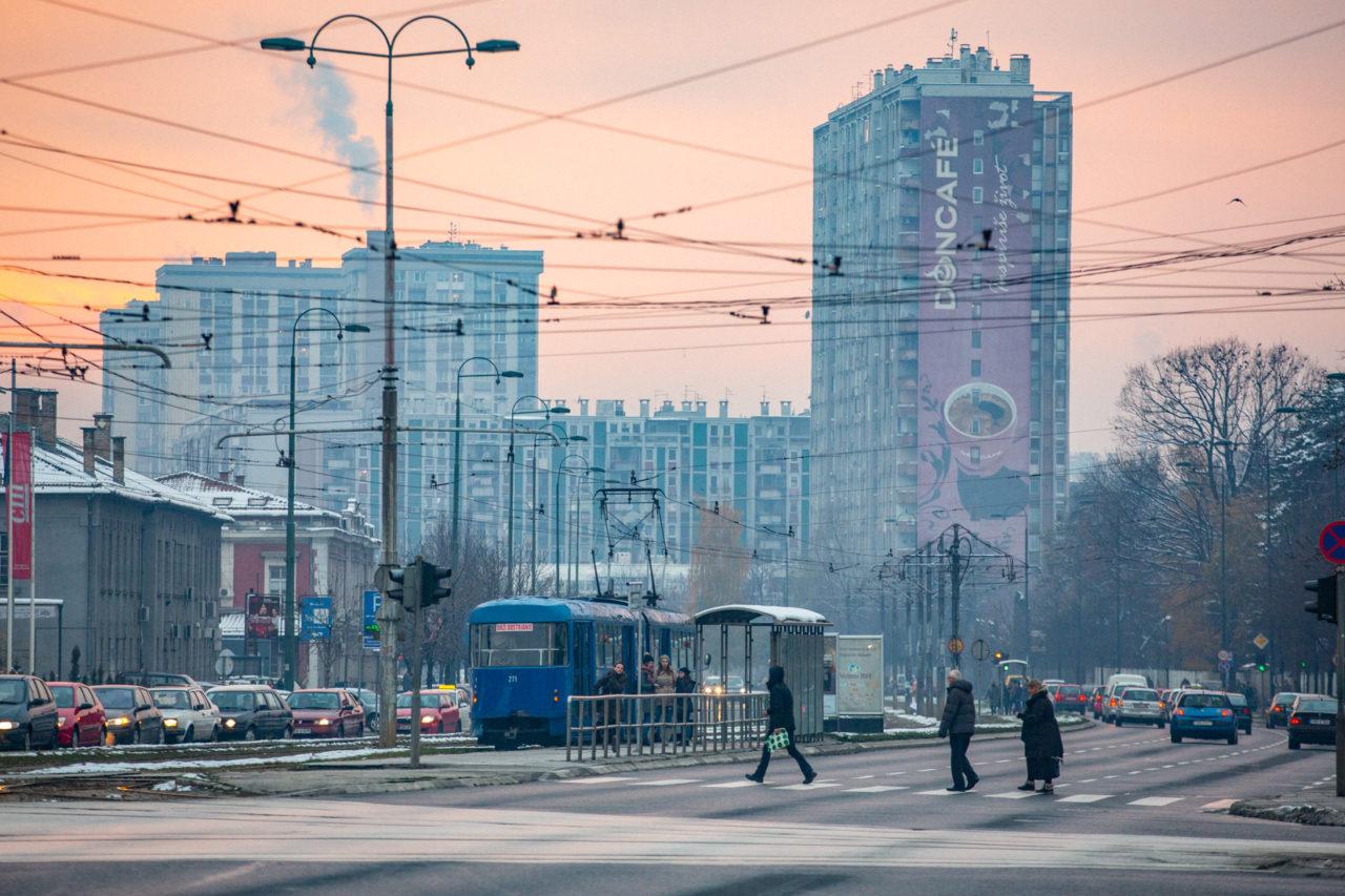 Sarajevo Downtown